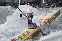 Klára Hricová překvapila na mistrovství Evropy ve sjezdu na divoké vodě.