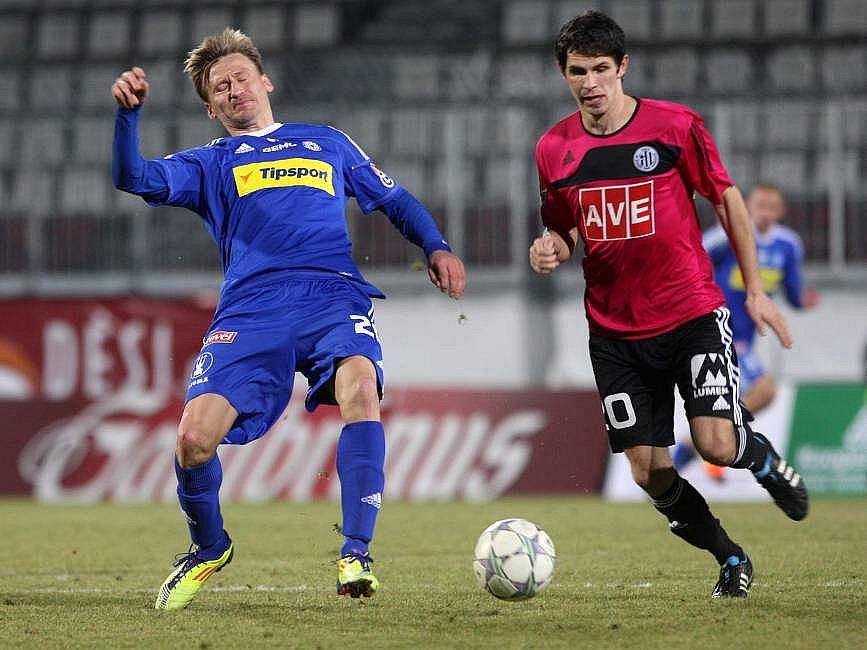 Marek Heinz (vlevo)