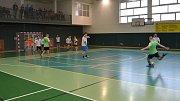 Silvestrovský turnaj ve fotbale v Olomouci