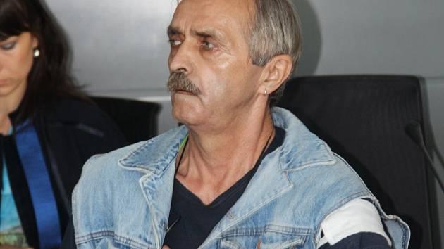 Ladislav Michalis Archontidis u krajského soudu v Olomouci