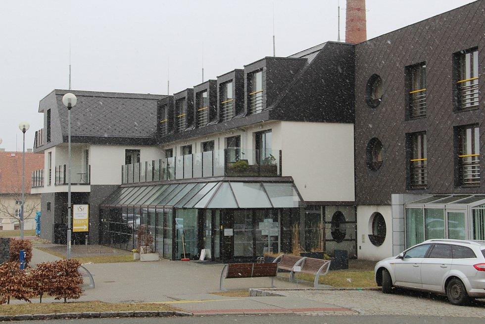 Lázeňský dům Balnea ve Slatinicích