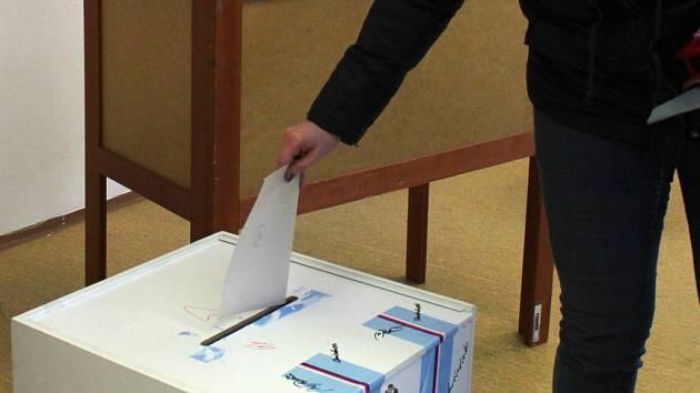 Komunální volby v nových obcích na Libavé. Ilustrační foto