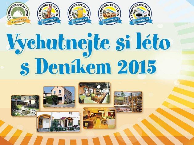 Vychutnejte si léto s Deníkem 2015
