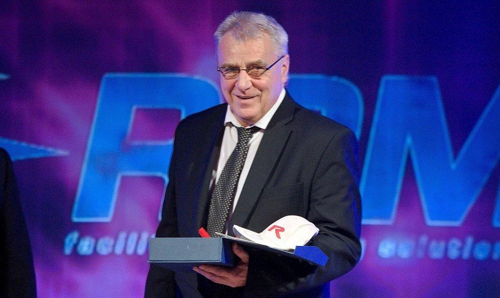 Vyhlášení ankety Nejlepší sportovec Olomoucka 2012: Petr Uličný