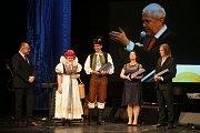 Cena hejtmana Olomouckého kraje - Národopisný soubor Mánes