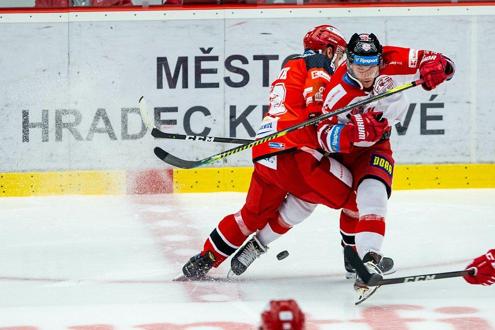 Hokej Hradec Králové vs Olomouc