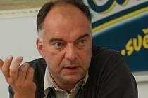 Producent a režisér Ondřej Trojan.