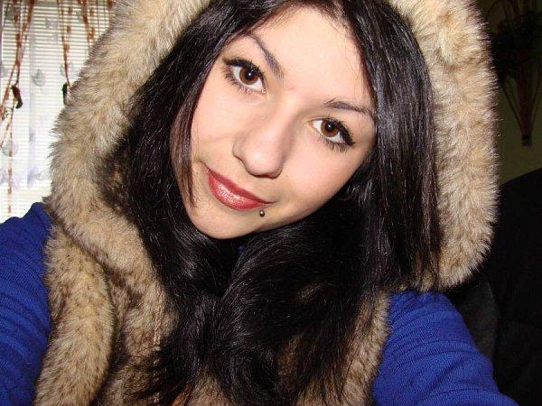 Anita Zieglerová 15let, studentka, Sudkov