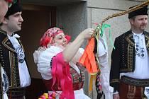 Mrskut v Kralicích na Hané v roce 2016