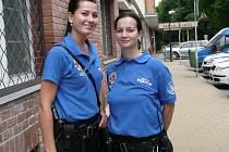 Letní uniformy olomoucké městské policie