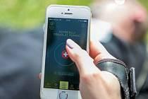 Mobilní aplikace Záchranka