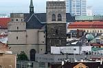 Chrám sv. Mořice v Olomouci. Ilustrační foto