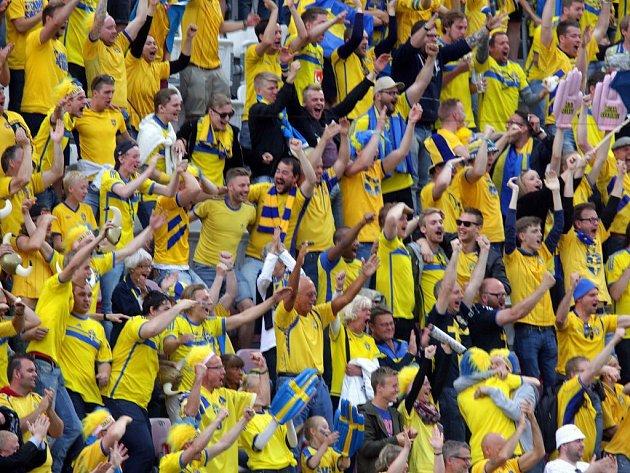 Švédský kotel na Andrově stadionu