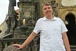 Dlouholetý olomoucký průvodce turistů Štefan Blaho