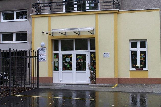 Mateřská škola v budově bývalé chirurgie v olomoucké čtvrti Řepčín