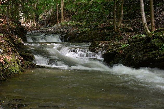 Pasecké vodopády