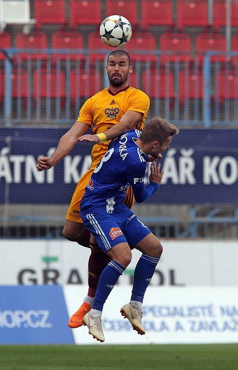 SK Sigma Olomouc vs. Dukla Praha