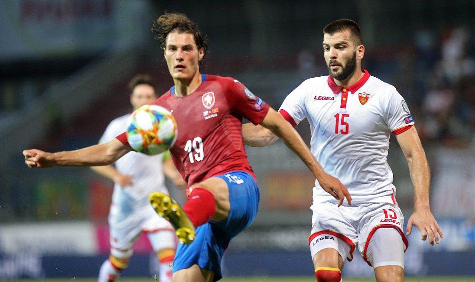 Kvalifikační utkání mezi Českem a Černou Horou, 10. června 2019