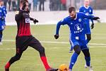 Sigma Olomouc - SFC Opava 3:0. Dominik Simerský a Václav Vašíček.