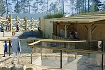 Vizualizace Afrického pavilonu v olomoucké zoo