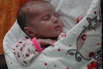 Charlotte Pechalová, Olomouc, narozena 5. února v Olomouci, míra 47 cm, váha 2900 g