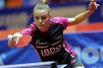 Prestižní turnaj mužů a žen ve stolním tenise na hale UP v Olomouci,