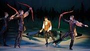 Moravské divadlo Olomouc - taneční ztvárnění klasické opery Antonína Dvořáka Rusalka