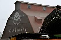 Solné mlýny Olomouc. Ilustrační foto
