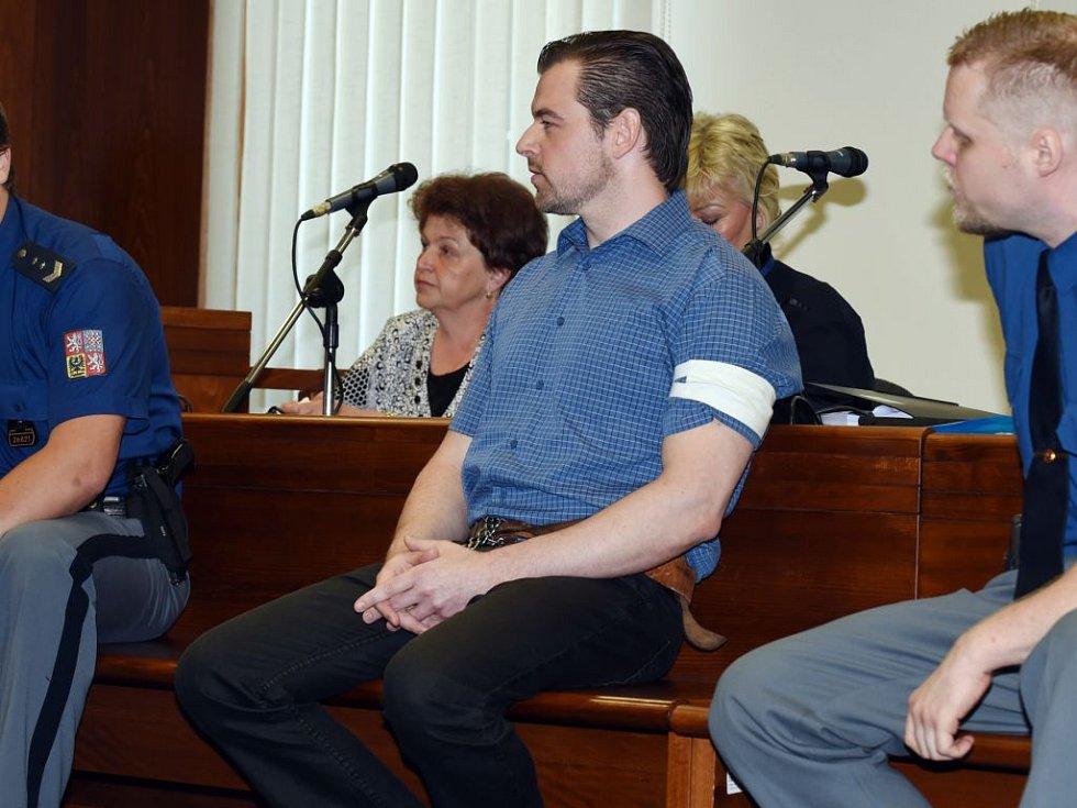 Petr Kramný u Vrchního soudu v Olomouci