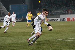 Fastav Zlín proti Lokomotivu Moskva
