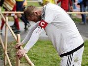 Kapitán HFK Olomouc Luboš Horka
