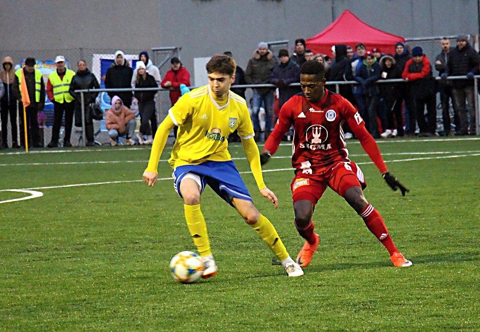 Sigma vyhrála v Šumperku 6:0