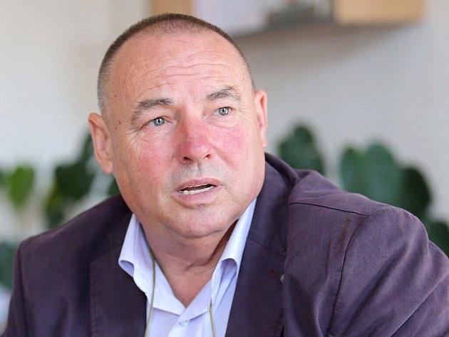 Stanislav Kaláb, předseda OFS a KFS Olomouc