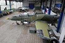 Olomoucké Letecké muzeum v Neředíně