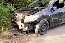 Nehoda u Loučky