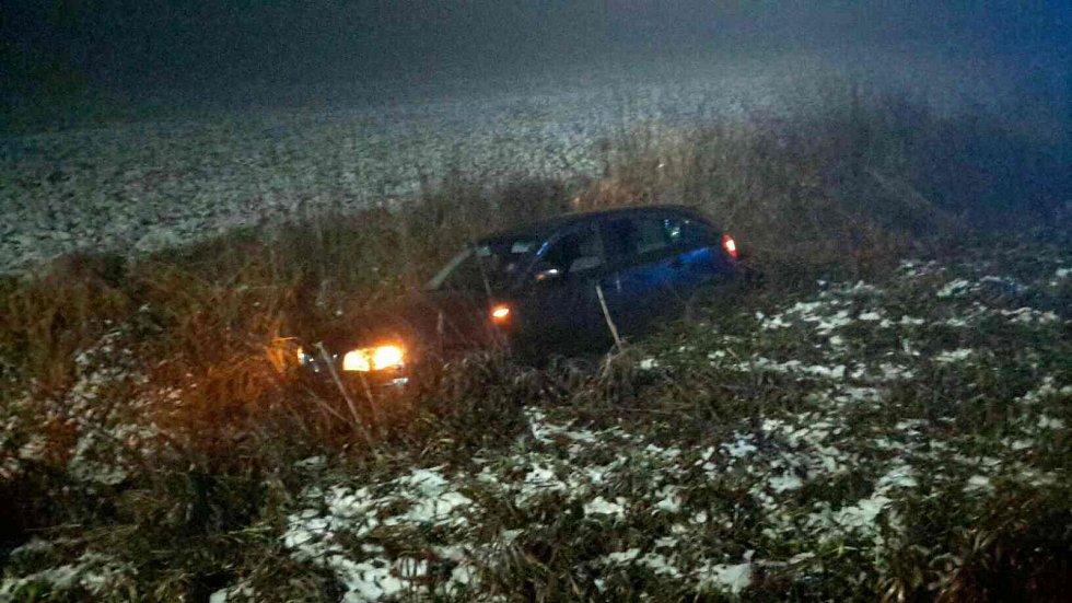 Nehoda na Šumpersku