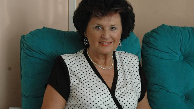Alena Miková.