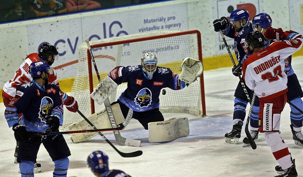 HC Olomouc prohrála 1:3