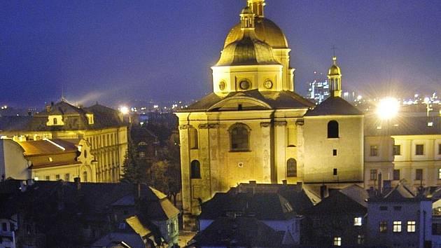Kostel sv. Michala. Ilustrační foto.