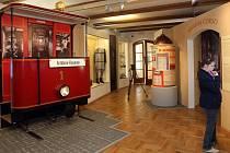 Nová expozice ve Vlastivědném muzeu: historie Olomouce