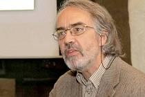 Ředitel Muzea umění Pavel Zatloukal