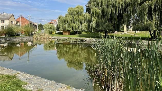 Rybník v Bělkovicích projde revitalizací, další nové jsou v plánu