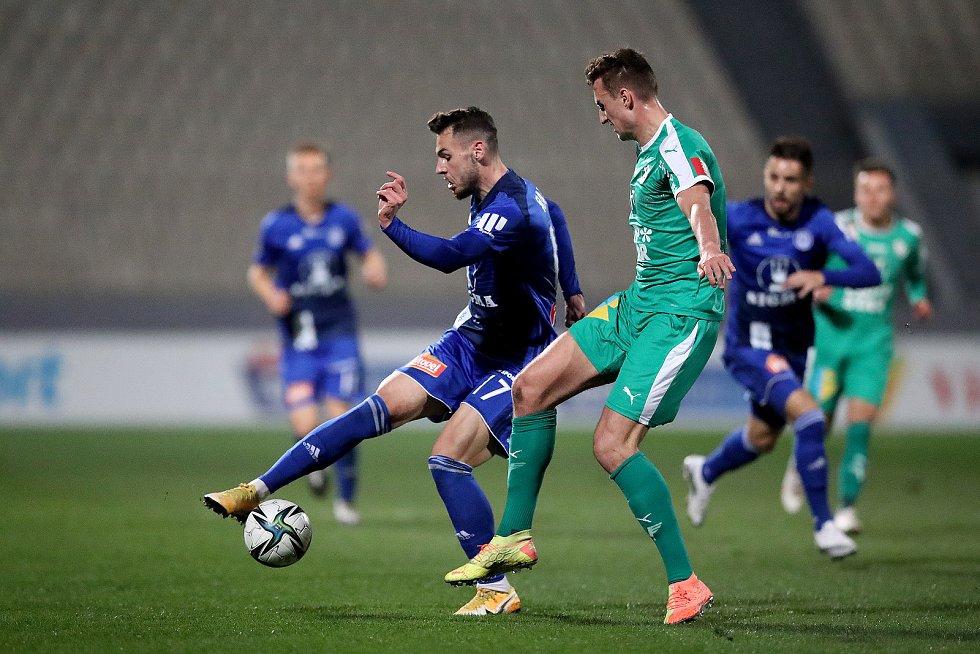 Ve finále Tipsport Malta Cupu Sigma prohrála po remíze 1:1 s Tirolem na penalty.Dominik Radič