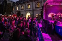 MEET UP - festival Univerzity Palackého v Olomouci, program na Zbrojnici, 22. září 2021