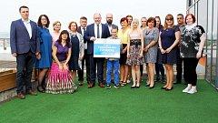 Nadační fond Albert rozdělil vOlomouckém kraji více než čtvrt milionu  vítězným projektům
