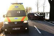Havárie u Samotišek, 10. ledna 2017