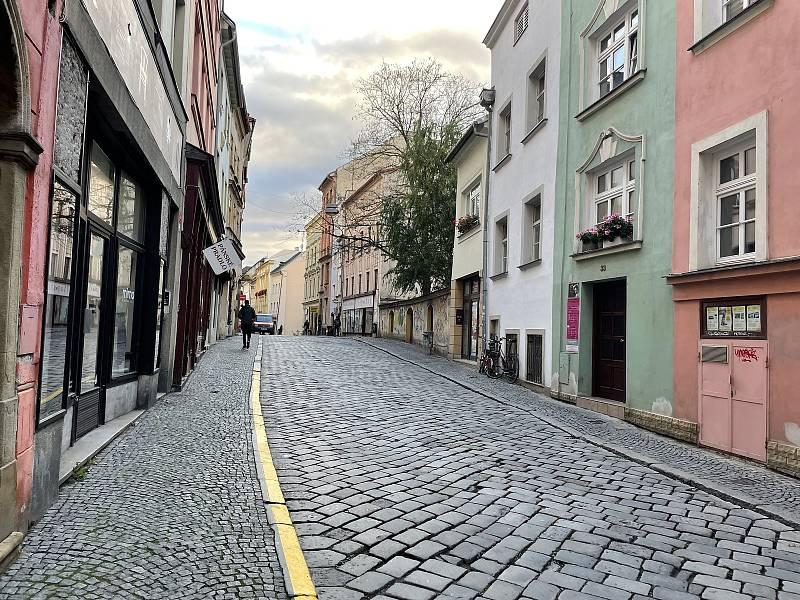 Ztracená ulice. 13. října 2021