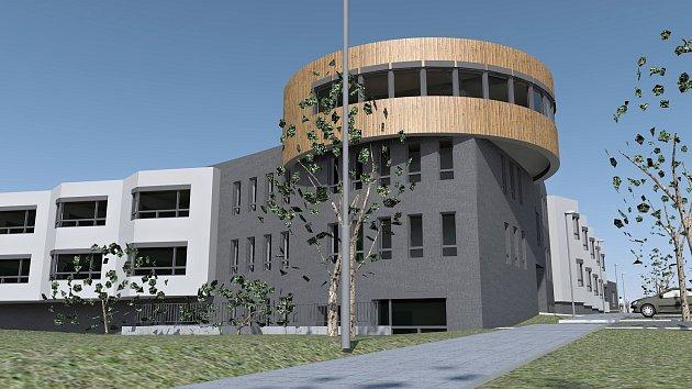 Vzdělávací kampus Waldorfské základní a mateřské školy vyroste v olomoucké čtvrti Hejčín, v prost