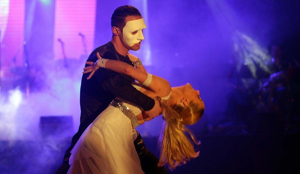 Omega Olomoucký  ples 2015