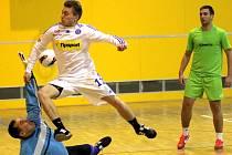 Futsalový FinoCup v Olomouci. Ilustrační foto
